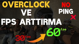 [CS:GO] FPS Arttırma, Overclock(AMD) Ve Ping Düşürme Rehberi