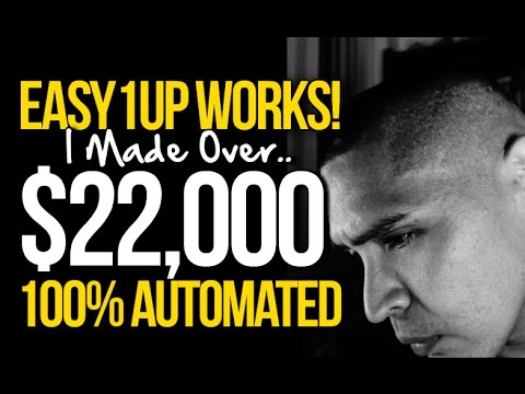 Easy 1Up Review - Scam? $22,100 Easy1up Rotator Vertex Pro Lead System BONUSES!!