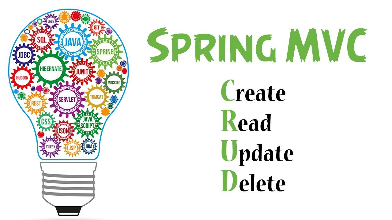 Spring MVC CRUD Example - Part 1: Setup