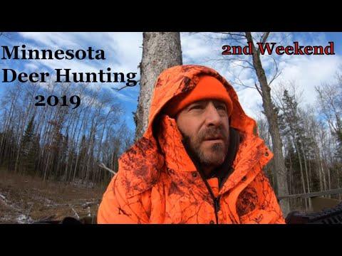 Minnesota Deer Camp- Whitetail Deer Hunting,  2nd Weekend