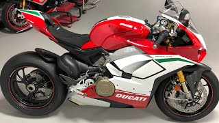 DELIVERY DAY!  DUCATI PANIGALE V4 SPECIALE $47,995 Superbike