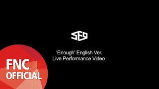 SF9 'Enough' English Ver. Live Performance Video