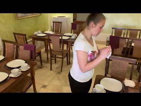 Лечение позвоночника, суставов в санатории Черче в Украине часть первая. Всего четыре.