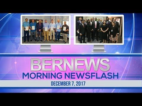 Bernews Morning Newsflash For Thursday December 7, 2017