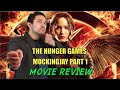 THE HUNGER GAMES: MOCKINGJAY PART 1 MOVIE REVIEW!!!