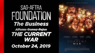 The Business: Q&A with Alfonso Gomez-Rejon of THE CURRENT WAR: DIRECTOR'S CUT