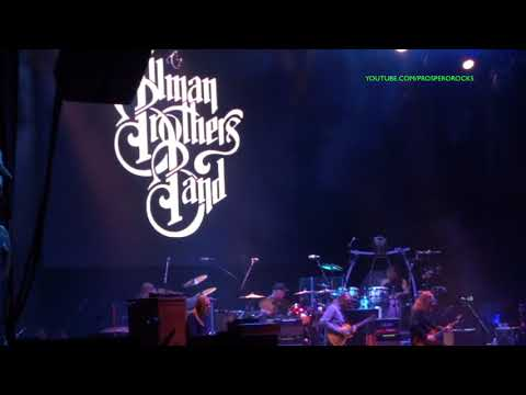THE ALLMAN BROTHERS BAND LIVE AT THE BEACON THEATER IN NYC MARCH 16, 2013