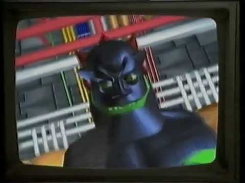 ReBoot - Action Figures - TV Toy Commercial - TV Spot - TV Ad - Irwin Toys - 1995