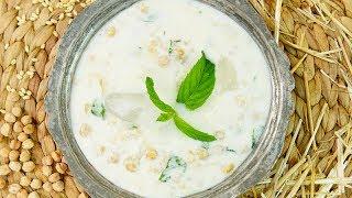 Ayran Aşı Çorbası Tarifi - Semen Öner - Yemek Tarifleri