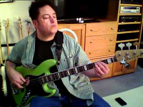 Show Me The Way: Peter Frampton Bass Cover Playalong