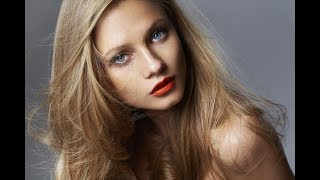FIRST FACE ANNA SELEZNEVA