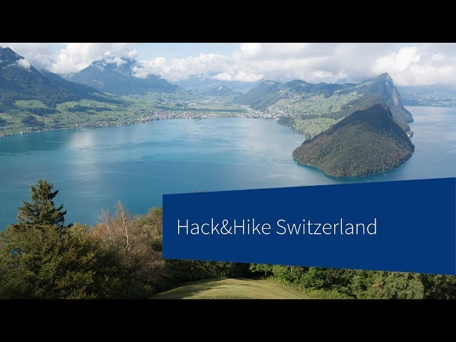 Hack&Hike Switzerland
