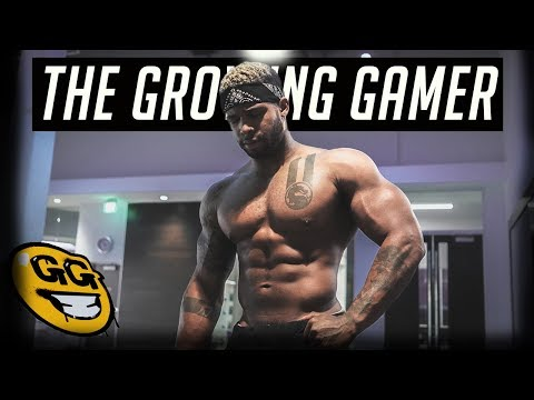 Beginners Routine & Tips To Grow A Bigger Chest For Gamers  | The Growing Gamer