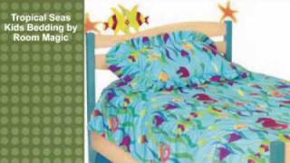 Tropical Seas Kids Bedding By Room Magic
