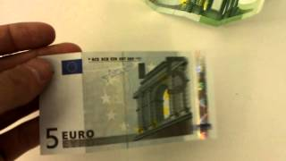 Euro Euros Currency Leftover From Vacation - Spain, Ireland, Italy, Portugal, Greece, Austria