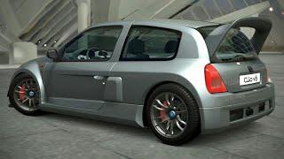 メーカー:ルノースポール 車種:クリオ V6 24V '00 ラップタイム:0'56...