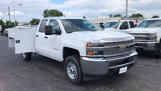2019 Chevrolet Silverado 2500HD Columbus, London, Springfield, Hilliard, Dublin, OH CF9T227120