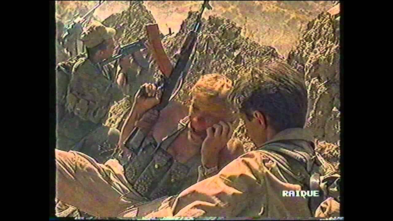 Afghan Breakdown, Trailer del film di Vladimir Bortko con Michele Placido - 1991