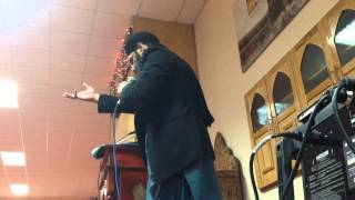 Maslake Ala Hazrat Salamat Rahe-Syed Furqan Qadri-Usmani Mosque Leicester 2014