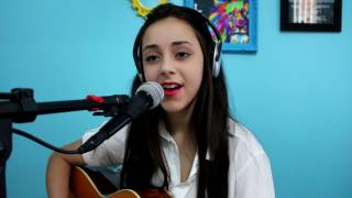 Fernanda Coêlho - Castle On The Hill - Acoustic Cover