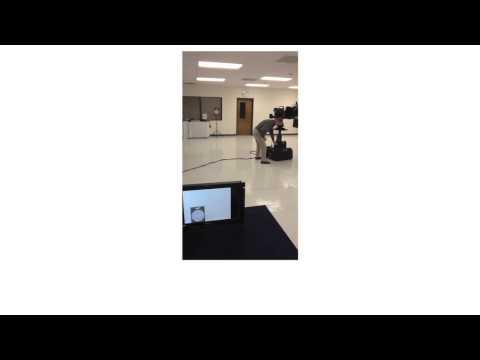 Vinten Radamec Absolute Positioning System (APS) for Fusion robotic pedestals