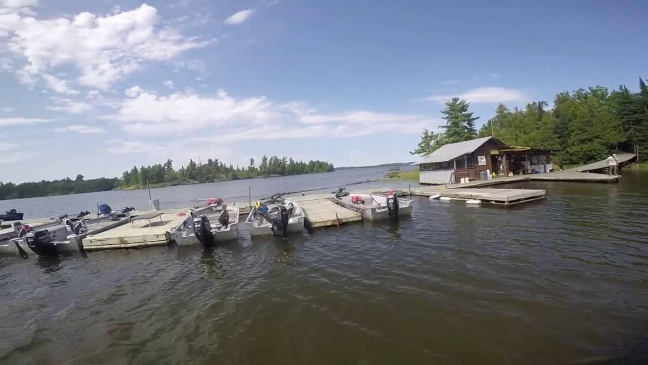 Eagle Lake Island Lodge -2016 fishing trip