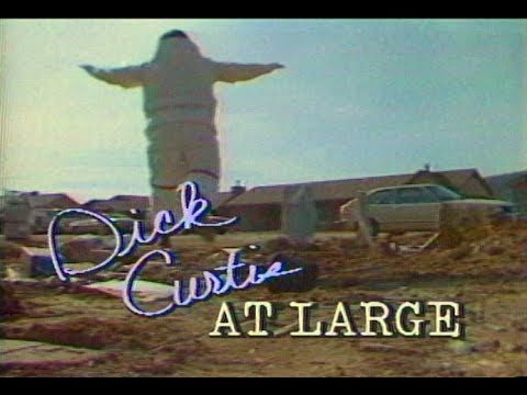 Dick Curtis At Large  1987 WHNT-19 Promo