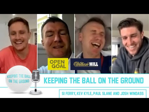 Keeping The Ball On The Ground W/ Josh Windass