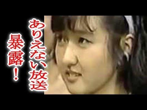 元祖アイドル女子アナ・寺田理恵子、TVで号泣!番組中に指カ●チョー&ス●ートめ●りでありえない放送・・