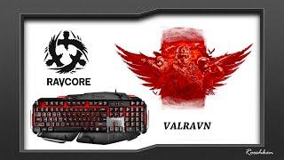 Ravcore Valravn - Rzut oka na solidną klawiaturę membranową