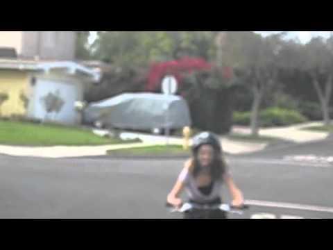 Teaching Year Old How To Ride Bike