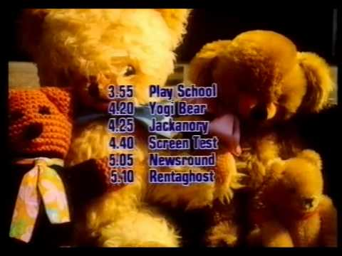 Thumbnail: BBC 1 Junction into afternoon programmes - 1982