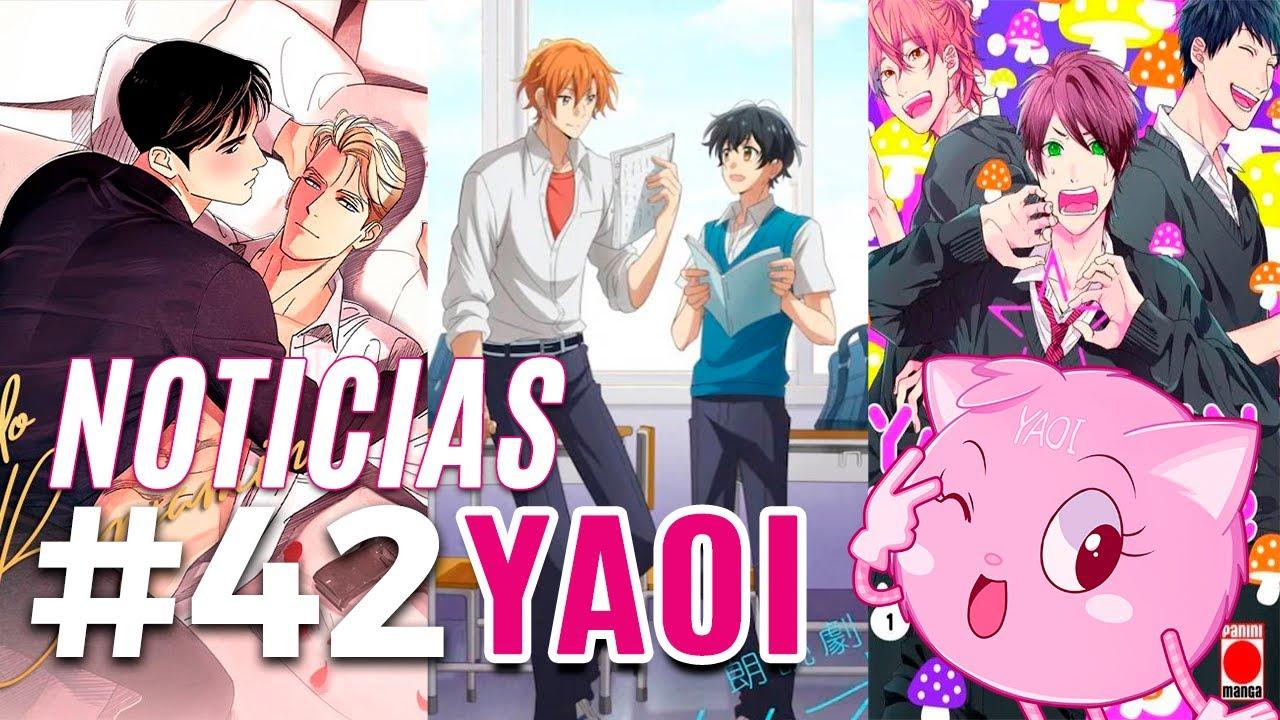 📰📢NOTICIAS YAOI #42: Dear benjamin, Próximos lanzamientos Anime Yaoi y mas!!!