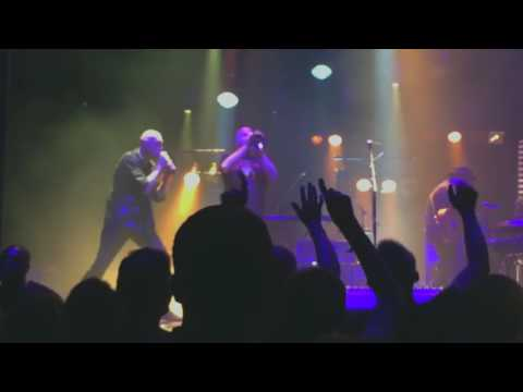 Midnight Oil @ Paris Olympia 6 7 2017 Multicam Mix of 4 songs
