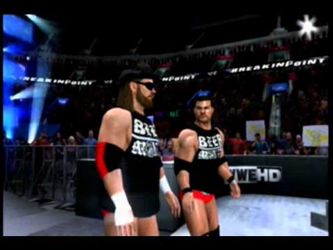 svr 2011 caw tna impact wrestling beer money   fortune and Titantron