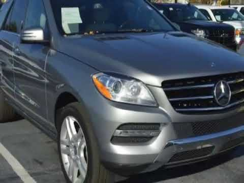 2014 Mercedes Benz M Class ML 350 SUV   Wilmington, NC
