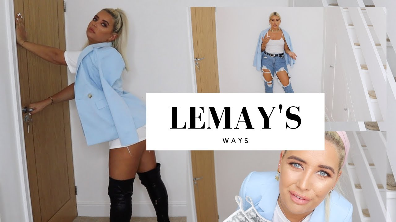 Lemay's Way's | PLT Baby Blue Suit 6