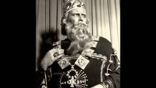 Nicola Rossi Lemeni - 1960 Nabucco Recordings - O, Chi Piange?