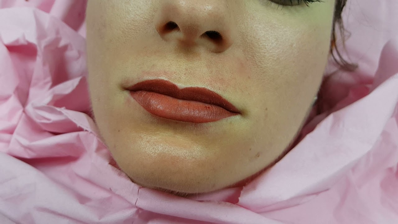 Lips Permanent Makeup by El Truchan @ Perfect Definition