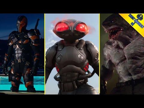 James Gunn's New Suicide Squad 2 Team