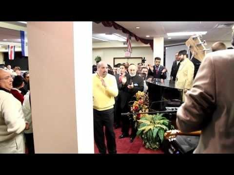 Gods Gypsy Christian Church steve miller mens retreat...Jimmy miller worshiping the Lord 2011.Part 2