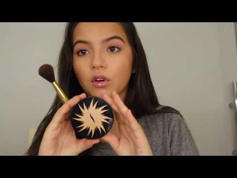 DAILY MAKEUP ROUTINE - Isabela Moner
