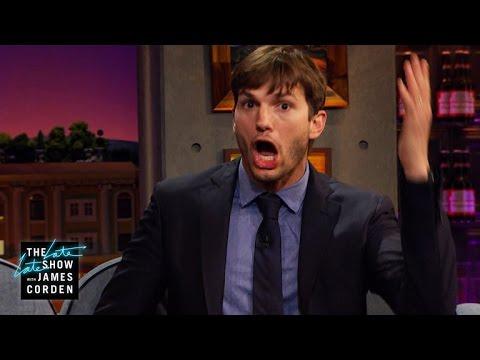 Ashton Kutcher Punk