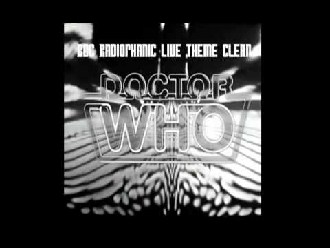 Doctor Who Radiophonic   Workshop Live Theme Clean