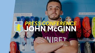 Press Conference | John McGinn