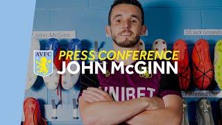 Press Conference | John McGinn