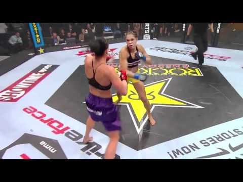 Amanda Nunes Highlight