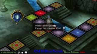 Culdcept Saga Episode 25 - 1-on-1 High Priest Sapphius Ending #2
