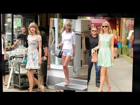A Theory on Taylor Swift's $8,000 Post-Gym Outfit Style | Splash News TV | Splash News TV