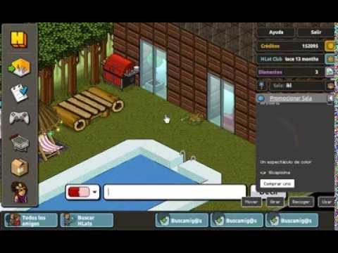 como hacer una casa en habbo doovi